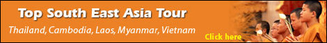 find your Tourprogramm in Thailand, Cambodia, Laos, Myanmar and Vietnam